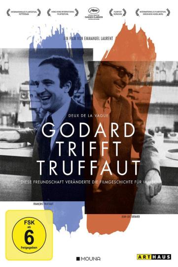 Godard trifft Truffaut - Deux De La Vague (OmU). DVD.