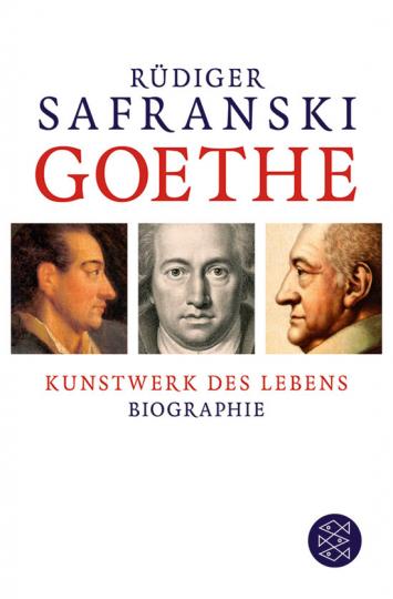 Goethe. Kunstwerk des Lebens. Biographie.