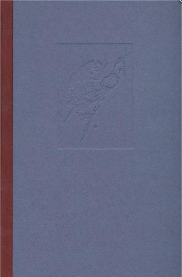 Goethes Urfaust. Mit 19 Radierungen von Eberhard Schlotter. Vorzugsausgabe.