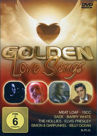 Golden love songs DVD