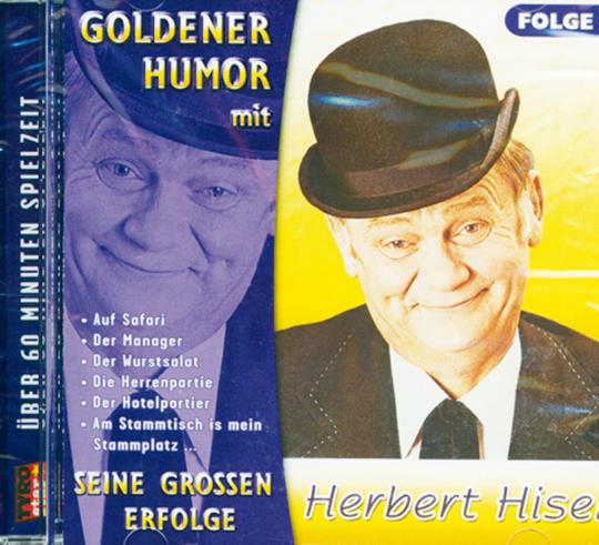 Goldener Humor CD