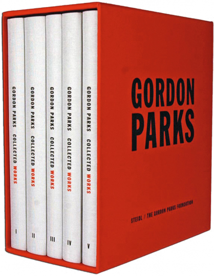 Gordon Parks Collected Works. 5 Bände.