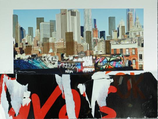 Gottfried Salzmann. New York.