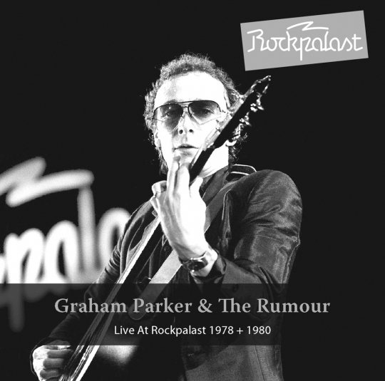 Graham Parker & The Rumour. Live At Rockpalast 1978 & 1980. 2 CDs.