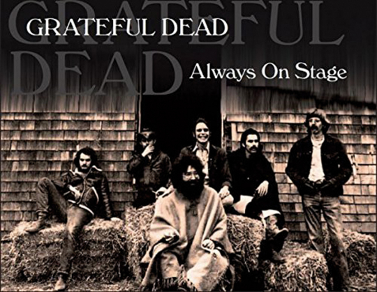 Grateful Dead. Always on Stage. 2 CDs.
