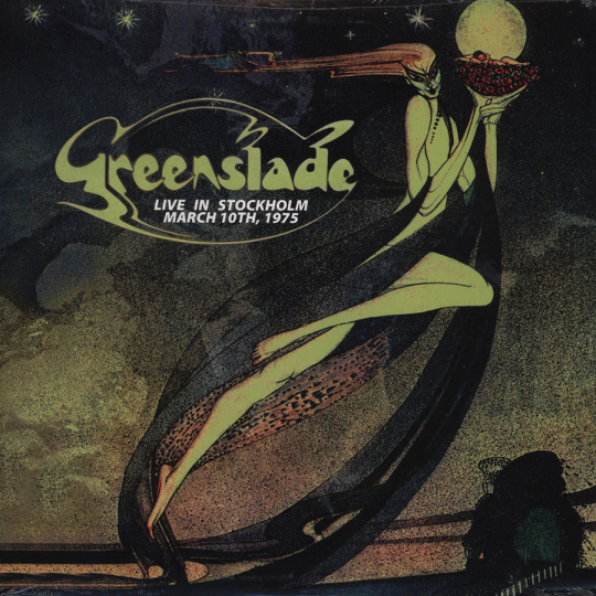 Greenslade. Live in Stockholm: March 10th, 1975. CD.