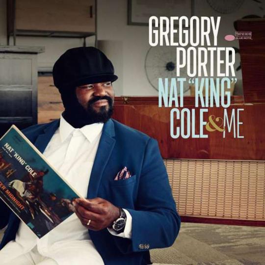Gregory Porter. Nat King Cole & Me. CD.