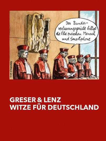 Greser & Lenz - Witze für Deutschland.