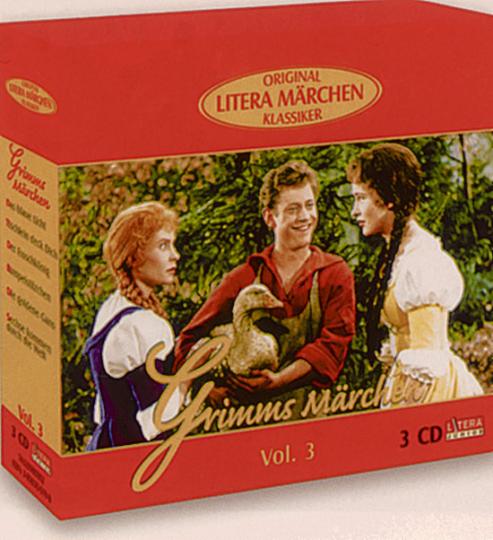 Grimms Märchen. Volume 3. 3 MCs.