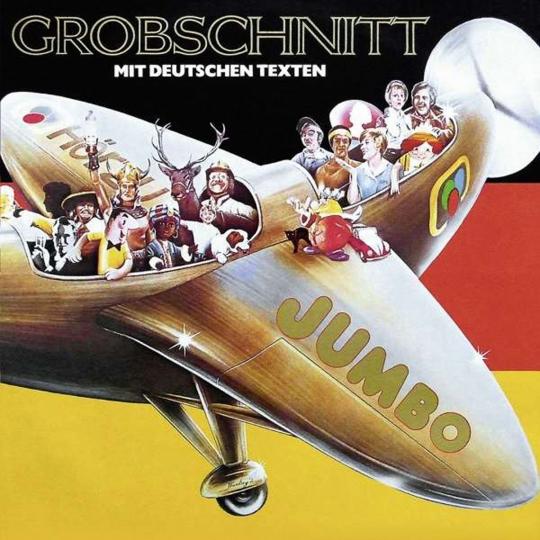 Grobschnitt. Jumbo (Deutsch). CD.