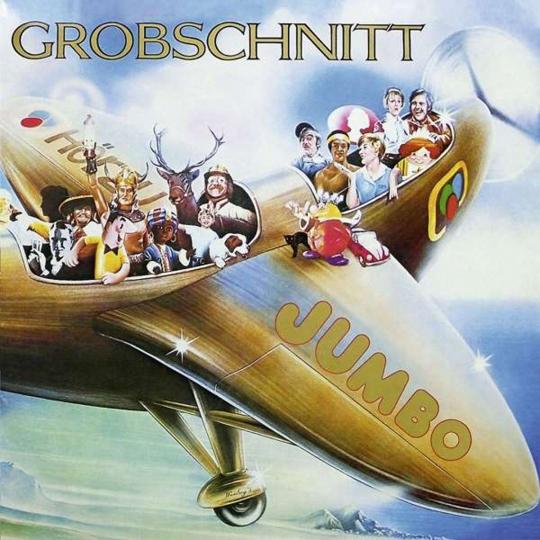 Grobschnitt. Jumbo (English). CD.