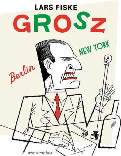 Grosz. Berlin, New York.