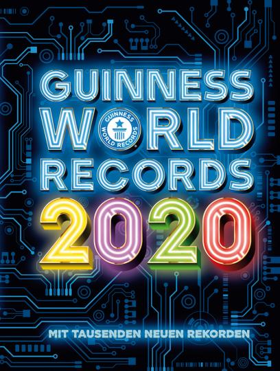 Guinness World Records 2020. Deutschsprachige Ausgabe.