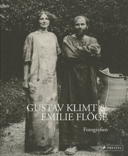 Gustav Klimt & Emilie Flöge. Fotografien.
