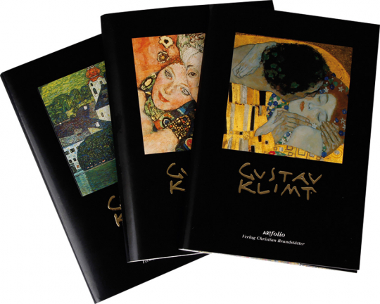 Gustav Klimt. Das große Grußkarten-Set.