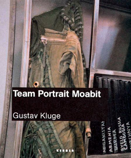 Gustav Kluge. Team Portrait Moabit.