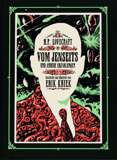 H.P. Lovecraft. Vom Jenseits und anderen Erzählungen. Graphic Novel.