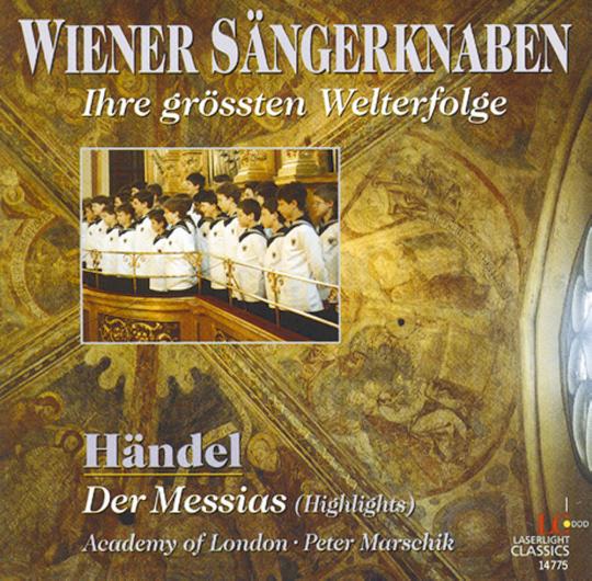 Händel - Der Messias CD
