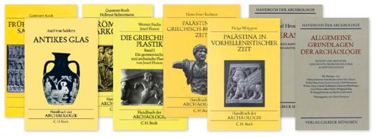 Handbuch der Archäologie.