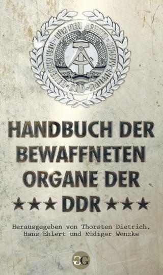 Handbuch der bewaffneten Organe der DDR.