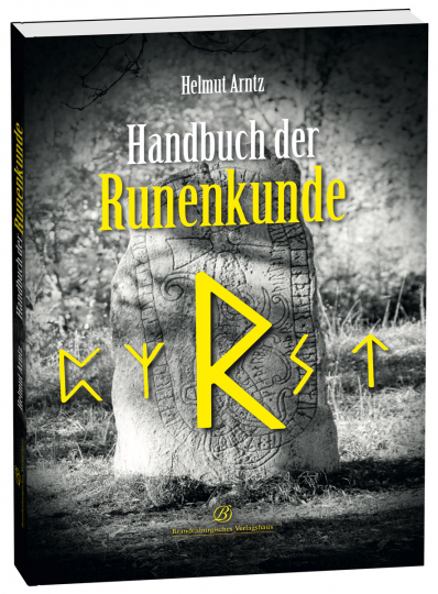 Handbuch der Runenkunde. Reprint des Standardwerks von 1935.