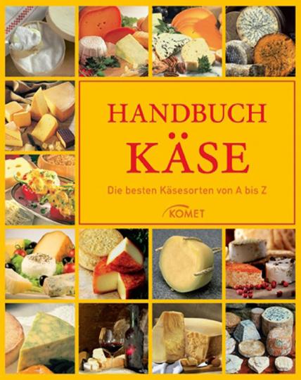 Handbuch Käse.