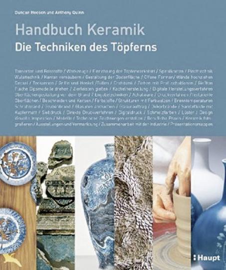 Handbuch Keramik. Die Techniken des Töpferns.
