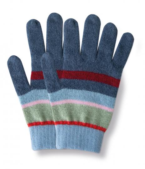 Handschuhe »Azur« aus Wolle/Kaschmir.