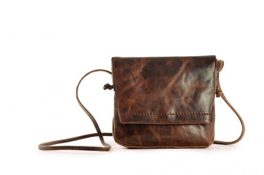 Handtasche »Saddle«, braun.