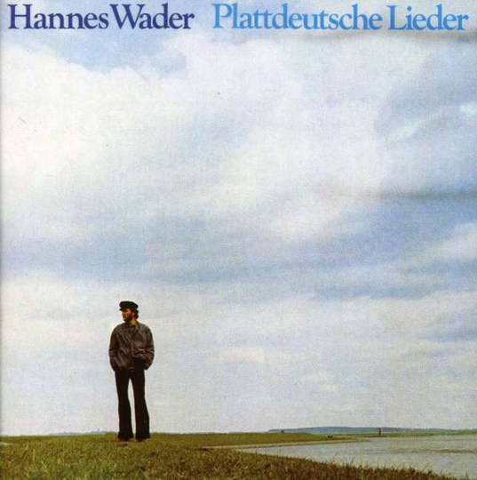 Hannes Wader. Plattdeutsche Lieder. CD.