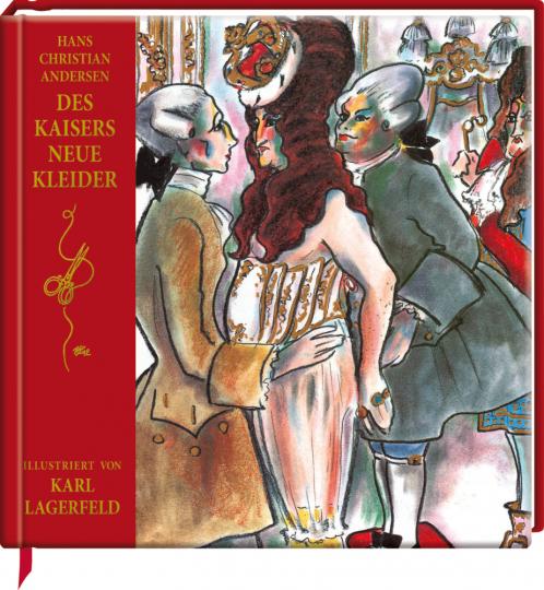 Hans Christian Andersen. Des Kaisers neue Kleider.