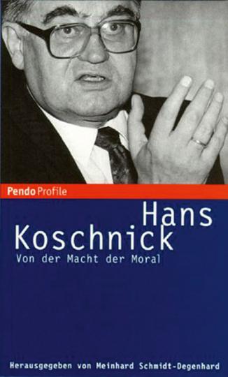 Hans Koschnick - Von der Macht der Moral