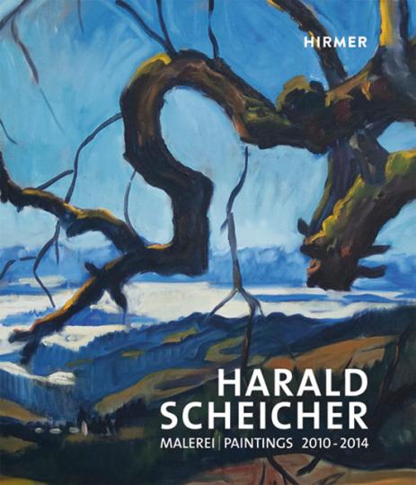 Harald Scheicher. Malerei 2010-2014.