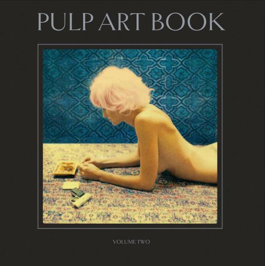 Harbeck & Krug. Pulp Art Book. Volume Two.