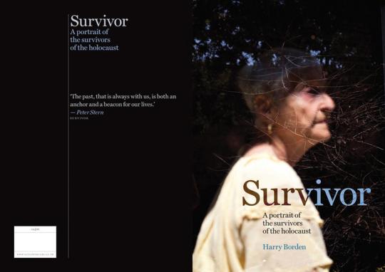 Harry Borden. Survivor. Ein Porträt der Überlebenden des Holocaust.
