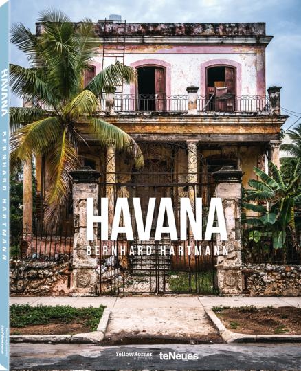 Havana. Fest der Farben und Faszination des Verfalls.