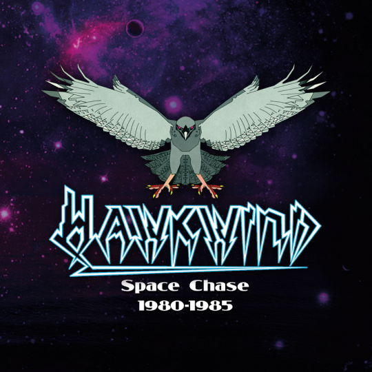 Hawkwind. Space Chase 1980-1985. CD