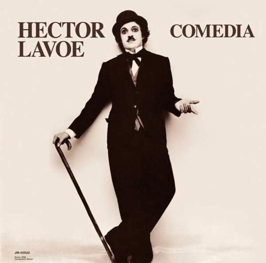 Héctor Lavoe. Comedia. CD.