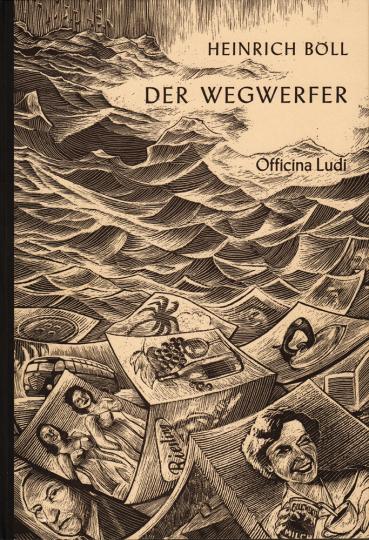 Heinrich Böll. Der Wegwerfer.