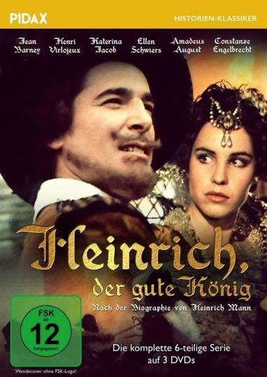 Heinrich, der gute König. 3 DVD.