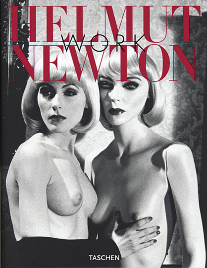 Helmut Newton Work.