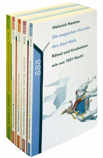 Hemme - Rätsel Paket in 5 Bänden