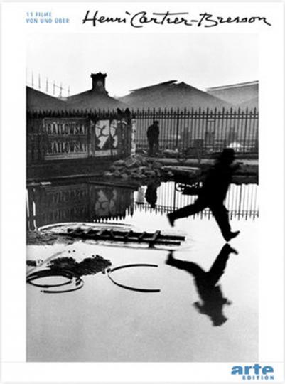 Henri Cartier-Bresson (OmU). 2 DVDs.