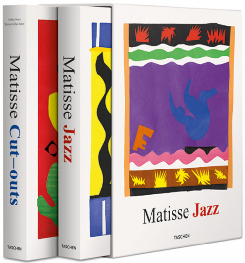 Henri Matisse. Zeichnen mit der Schere. 2 Bd.