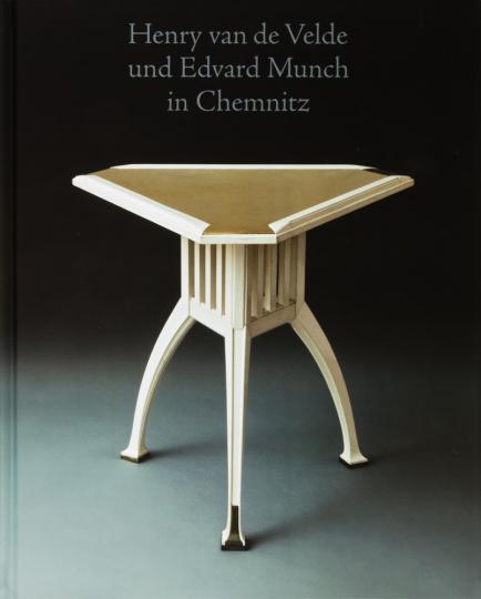 Henry van de Velde und Edvard Munch in Chemnitz.