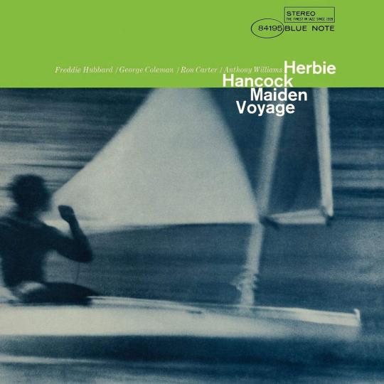 Herbie Hancock. Maiden Voyage (Rudy Van Gelder Remasters). CD.