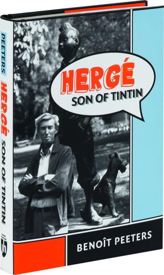 Hergé, Son of Tintin.
