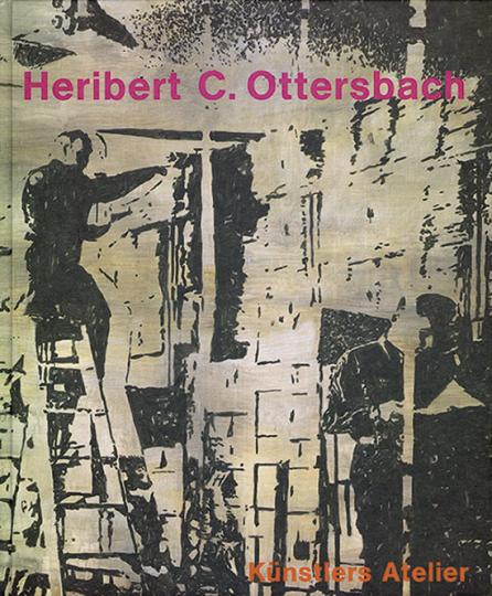 Heribert C. Ottersbach. Künstlers Atelier.