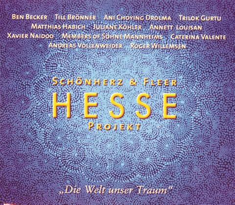 Hesse Projekt, CD