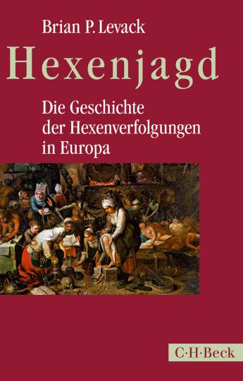 Hexenjagd. Die Geschichte der Hexenverfolgungen in Europa.